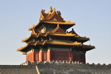 Free The Imperial Palace Watchtower Royalty Free Stock Images - 27654989