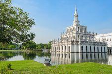 Free University Symbolic Pavilion Stock Image - 27655431