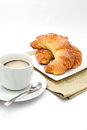Free Croissants Stock Photography - 27668532
