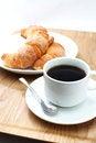 Free Croissants Stock Photos - 27668553