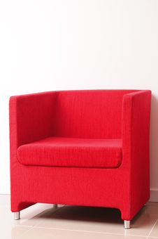 Free Red Seat. Royalty Free Stock Photography - 27660197