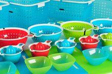 Dish Ware. Royalty Free Stock Image