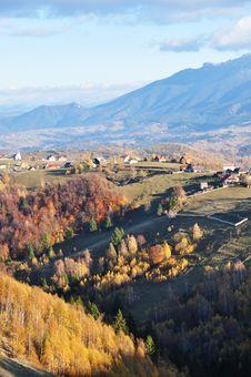 Free Landscape In Magura, Brasov Stock Images - 27661174