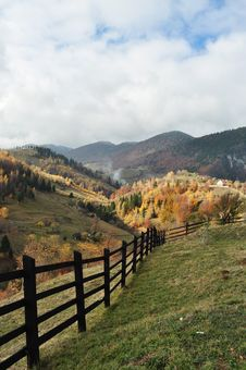 Free Landscape In Magura, Brasov Stock Photos - 27661283