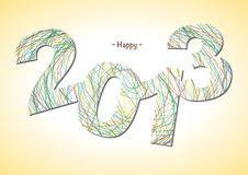 Free Happy New Year - 2013 Stock Photo - 27663140