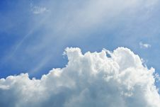 Free Cloud Stock Photography - 27667922