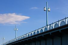 Free Bridge In Tokyo Stock Image - 27668571