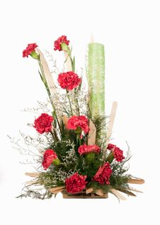 Free Bouquet Of Flowers Stock Photo - 27670950