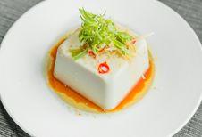 Free Silken Tofu With Gochujang Royalty Free Stock Photo - 27672995