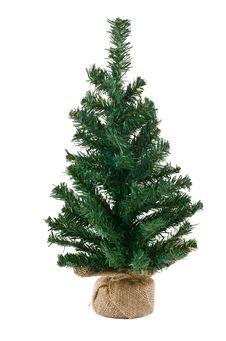 Free Bare Artificial Christmas Tree Stock Image - 27673221