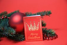 Free Christmas Background Stock Photos - 27678733