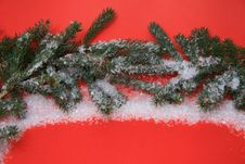 Free Christmas Background Stock Photography - 27678762