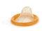 Free Yellow Condom Royalty Free Stock Photo - 27679895