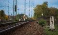 Free Railway Track Stock Photography - 27683332