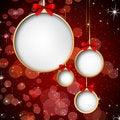 Free Christmas Balls Stock Images - 27689674