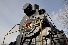 Free Elements Of The Steam Locomotive Royalty Free Stock Photography - 27685757