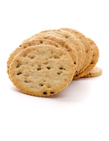 Free Dry Biscuits Royalty Free Stock Photography - 27687107