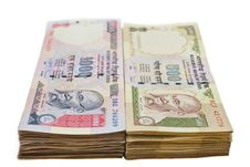 Free Indian Currency Royalty Free Stock Image - 27688286