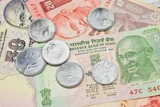 Free Indian Currency Royalty Free Stock Images - 27688959