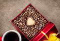 Free Coffee With Cookie Royalty Free Stock Photos - 27692198