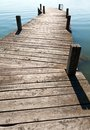 Free Wooden Jetty Royalty Free Stock Image - 27694276