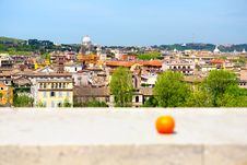 Free Rome - Cityscape Royalty Free Stock Image - 27691106