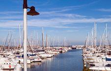 Free Port Of Rimini Royalty Free Stock Images - 27693209