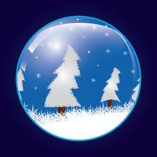 Christmas Ball . Stock Image