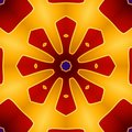 Free Tileable Patterns Red Flower Royalty Free Stock Photo - 2776035