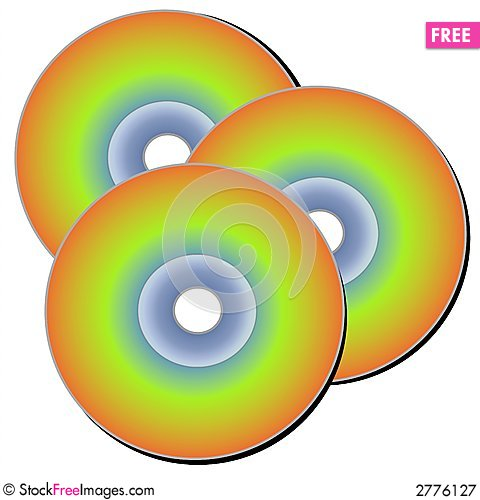 isolated cd discs clip art free stock images photos 2776127 rh stockfreeimages com clip art cd for windows 10 clip art cd collection