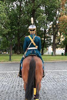 Cavalryman Stock Images