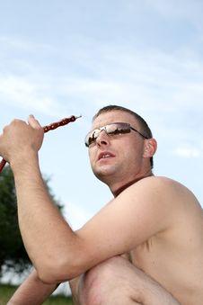 Free Man In Glasses Stock Photo - 2770270