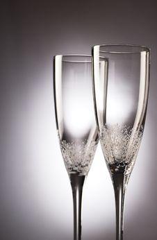 Free Wine Glasses Stock Image - 2770991
