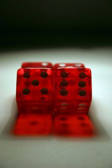 Free Dice004 Stock Images - 2771564