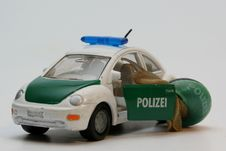 Free Policeman Snail Royalty Free Stock Images - 2773079