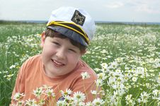 Free Young Boy - Summer Postrait Stock Photos - 2773293