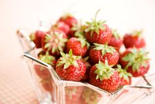 Free Strawberries Royalty Free Stock Photography - 2773657