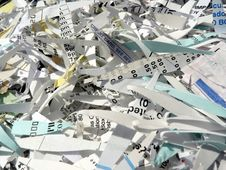 Free Shredded Paper Stock Images - 2774304