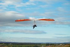 Free Hang Glider Stock Photography - 2775962