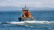 Free Lifeboat Royalty Free Stock Image - 2776246