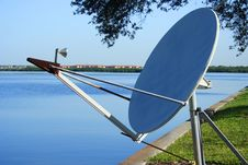 Free Satellite Dish Stock Photos - 2776303
