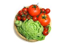 Free Fresh Vegetables Stock Images - 2776454