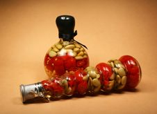 Free Decorative Bottles Stock Image - 2776851