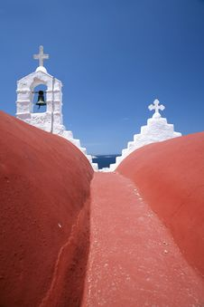 Free Day In Mikonos Royalty Free Stock Image - 2777516