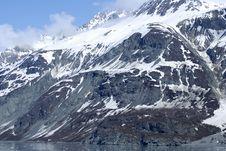 Free Glacier Bay Mountains Stock Image - 2778351