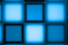 Free Colored Luminous Squares Stock Photos - 2778983