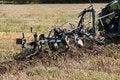 Free Vintage Plough. Stock Photo - 27709420
