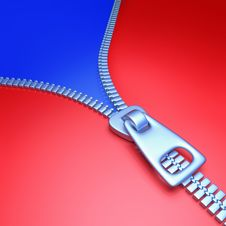 Zipper Color Stock Images