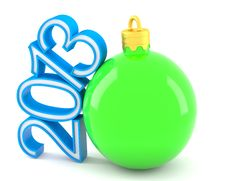 Free Christmas Bauble Stock Images - 27707484