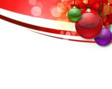 Free Christmas Background Stock Image - 27708381